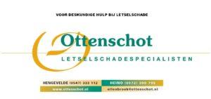Ottenschot, Letselschadespecialist. Sponsor BC Hoogerheyne
