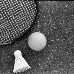 Badminton in Corona tijd